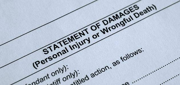 Personal Injury Wrongful Death Image